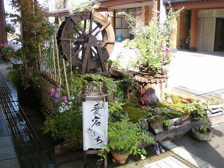 091004_1330_飯山寺町花街道(飯山市)