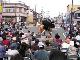 091025_1243_第2回南信州獅子舞フェス・上茶屋獅子舞保存会(飯田市)