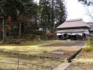 091115_1057_関川の関所跡(新潟県妙高市)