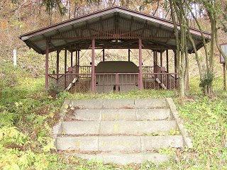 091122_1217_史跡「吉向焼窯跡」(須坂市)