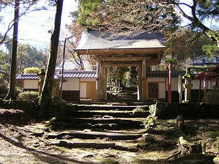 091123_1231_医王山関昌寺(阿南町)
