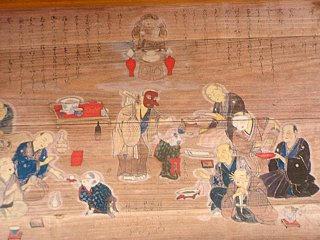 091123_1257_大山田神社・絵馬(下條村)