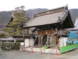 100131_1450_1_曹洞宗村上山満泉寺(坂城町)