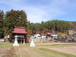 091120_1210_安養寺(佐久市)