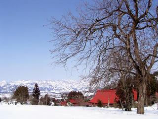 100221_1138_木島平村内山地区の冬景色(木島平村)