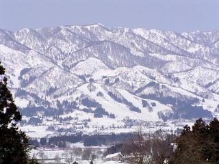 100221_1139_木島平村内山地区の冬景色(木島平村)