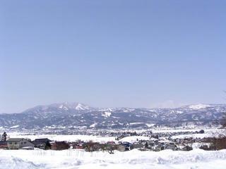 100221_1141_木島平村内山地区の冬景色(木島平村)
