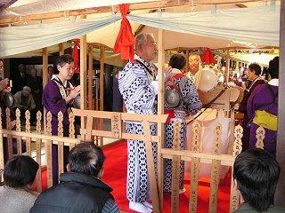 100404_1320_2_跡部の念仏踊り(佐久市)