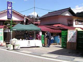 100417_1329_中善酒造店「蔵開き」(木曽町)