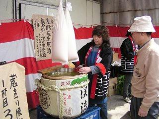 100418_1317_遠藤酒造場蔵開き(須坂市)