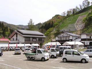 100509_1029_とみくら山菜まつり(飯山市)
