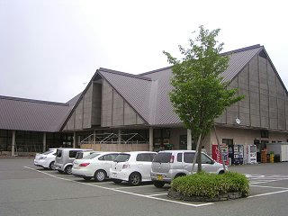 100619_1114_道の駅しなの ふるさと天望館(信濃町)