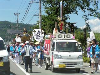 100718_1300_稲荷山祇園祭(千曲市)