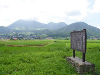 100725_1055_県史跡 根塚遺跡(木島平村)