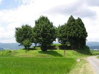 100725_1053_県史跡 根塚遺跡(木島平村)