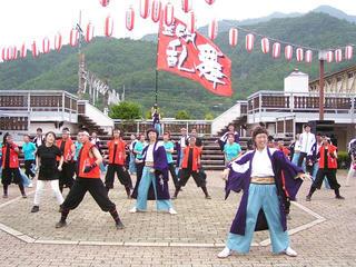 100731_1314_2_ひのきの里の夏まつり・第22回木馬引き大会(上松町)