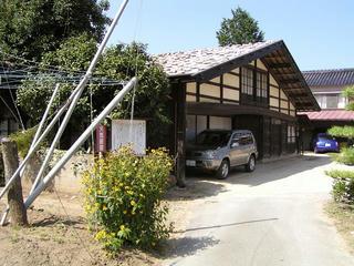 100822_1351_国重要文化財 竹ノ内家住宅(高森町)