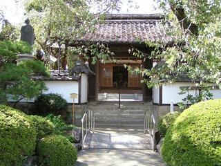 100918_1321_経蔵寺山門(飯田市)