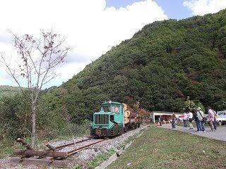 101010_1231_第3回王滝森林鉄道フェスティバル(王滝村)