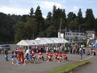 101016_0931_栄村収穫祭(栄村)