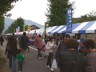 101024_1432_緑のかけ橋まつり・秋の味覚祭(小布施町)