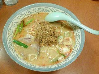 101204_2101_横浜亭・味噌坦々麺(長野市)