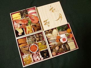101231_1853_「京菜味のむらのおせち料理・桂」
