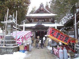 110122_1320_別所温泉・北向観音堂(上田市)