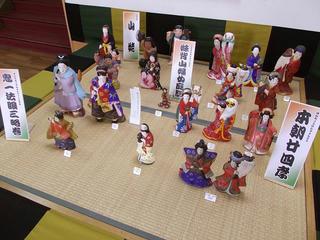 110320_1453_「人形で見る歌舞伎の名場面」展(中野市)