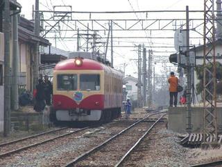 110320_1255_長野電鉄2000系A編成最終普通列車定期運行イベント(小布施町)