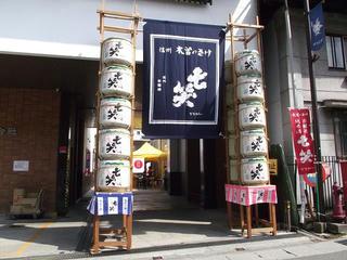110416_1413_七笑酒造「第6回蔵開き」(木曽町)