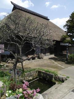 110508_1322_町指定有形文化財 中村家住宅(信濃町)