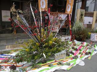 111002_1219_いいやま花フェスタ 寺町花街道(飯山市)