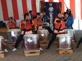 120102_1427_栄ふるさと太鼓の演奏(長野市)