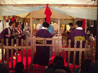 120401_1340_国重要無形民俗文化財 跡部の念仏踊り(佐久市)