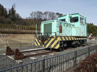 130203_1415_JR飯田線で活躍した動力車(飯島町)