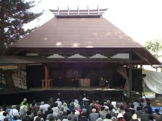 131012_1233_中尾歌舞伎秋季公演(伊那市長谷溝口・熱田神社)