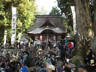 131012_1244_中尾歌舞伎秋季公演(伊那市長谷溝口・熱田神社)