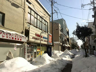 140209_1353_大雪に見舞われた後の駒ヶ根市内の様子(駒ヶ根市)