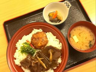 140210_1237_道の駅花の里いいじまにある味処みよしの「馬か丼」(飯島町)