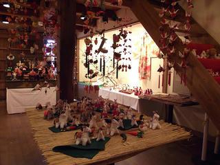 140301_1416_飯山城下町ひな街道 ひな人形展・ぎゃらりい白銀(飯山市)