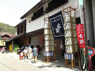 140419_1235_七笑酒造・第9回蔵開き(木曽町)