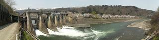 140427_1103_東京電力西大滝ダム(飯山市)