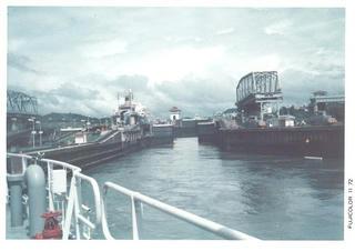 1972_パナマ運河(パナマ共和国)