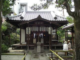 130914_1340_弁財天・出町妙音堂(京都市上京区)
