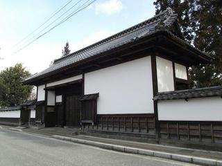 140321_1522_矢沢家の表門(長野市松代町)
