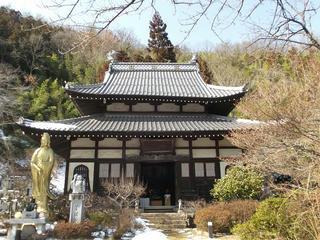 150211_1141_黄檗宗象山恵明禅寺(長野市松代町)