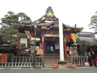 150404_1502_善光寺 世尊院釈迦堂前の供養塔(長野市)