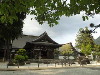 150429_1620_臨済宗 乾徳山 恵林寺(山梨県甲州市)