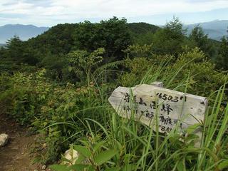 150725_0920_守屋山・東峰(諏訪市)